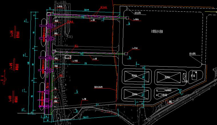 通用码头工程施工图