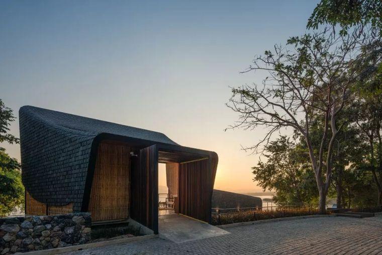 超美的水上筏式酒店設計,美出了新高度_17