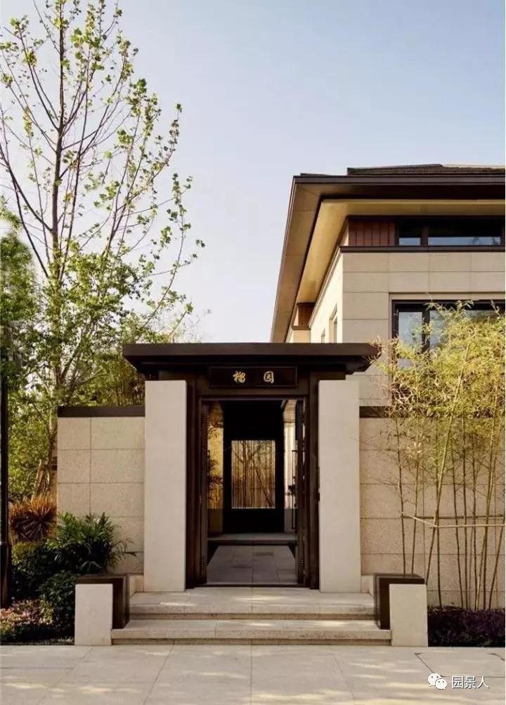 中式门头 · 传承千年的美