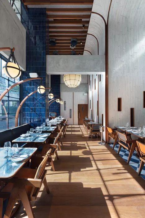 别找了,2018年最好看的餐饮空间设计都在这里了_63