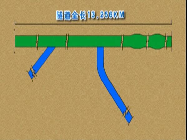 浅埋偏压断层破碎带隧道创鲁班奖工程汇报视频(5分钟)