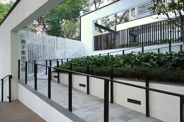 香港百子里公园景观设计_5