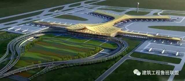 这座中国机场建得,满满的都是国际大都市的范儿!