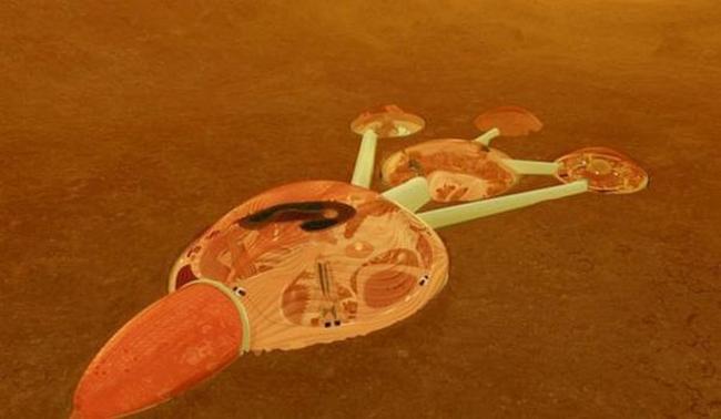 """阿联酋要再建""""迪拜塔"""",这次是在火星!"""