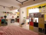 地下室改造温馨两居室
