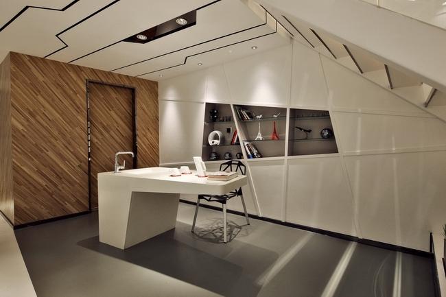 成都万科钻石广场loft A4办公空间