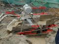 安置房工程冲击钻钻孔灌注桩四新技术