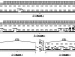 福建细木工板车间单层门式刚架结构施工图