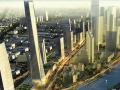 [天津]SOM六纬路规划设计方案文本