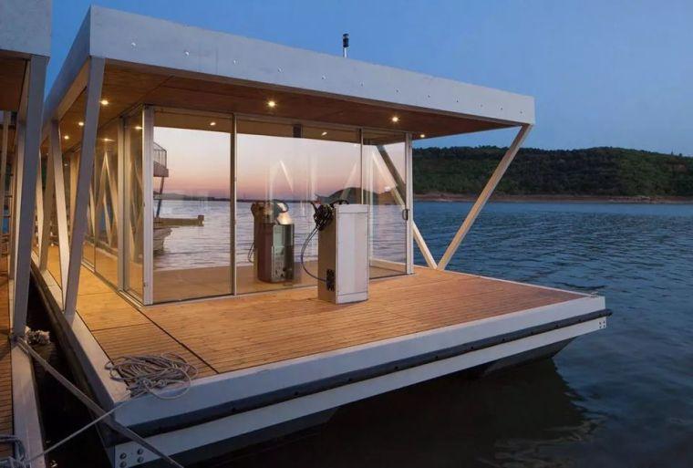 超美的水上筏式酒店設計,美出了新高度_41