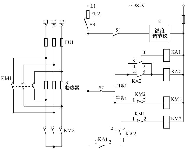 [电气分享]电气自动控制电路图实例精选,快收藏!_11