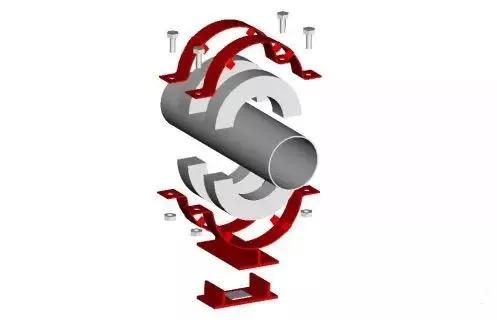BIM应用案例分享-管线综合支吊架实施做法_28
