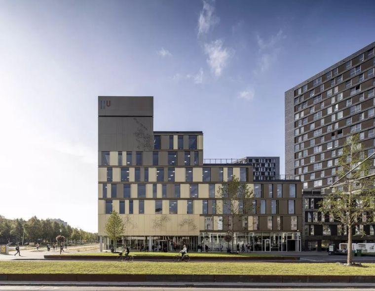 拥有一个霸道中庭的荷兰UTRECHT应用科学大学教学楼/SHL_6