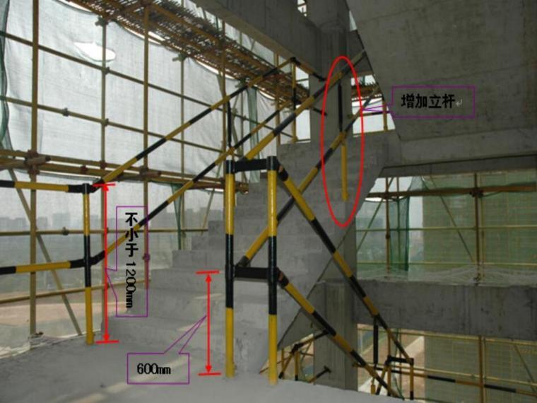 VOC专项治理方案资料下载-公寓三宝四口五临边安全专项施工方案