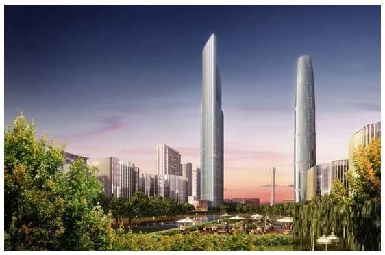 BIM应用案例之广州周大福金融中心(东塔)项目