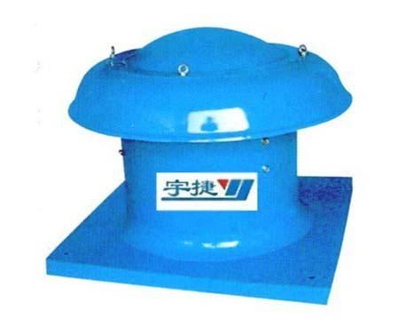 宇捷DWT-1-8轴流式屋顶风机使用过程中停机原因及处理方法