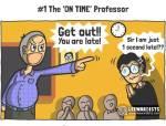 你遇到了哪一种建筑学的教授?