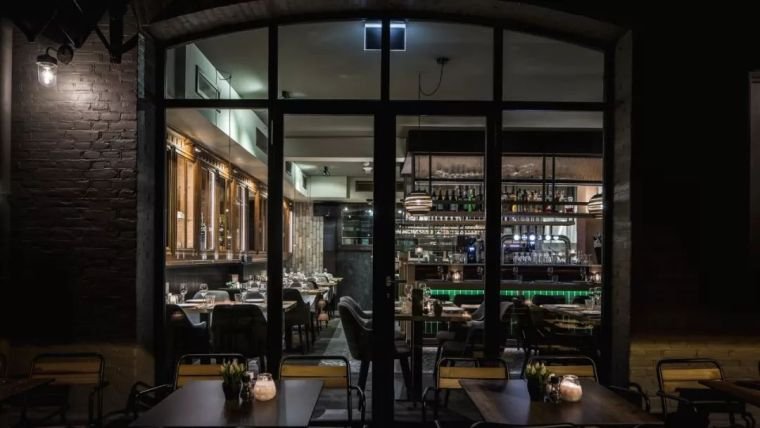 完备的西餐厅设计方案主要包括哪些方面呢?_10