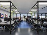 科技公司办公室设计,装修效果就是实力派
