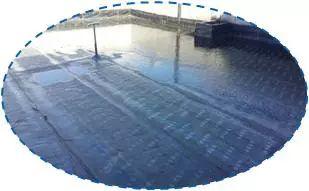 屋面SBS卷材防水详细施工工艺图解及细部做法_5