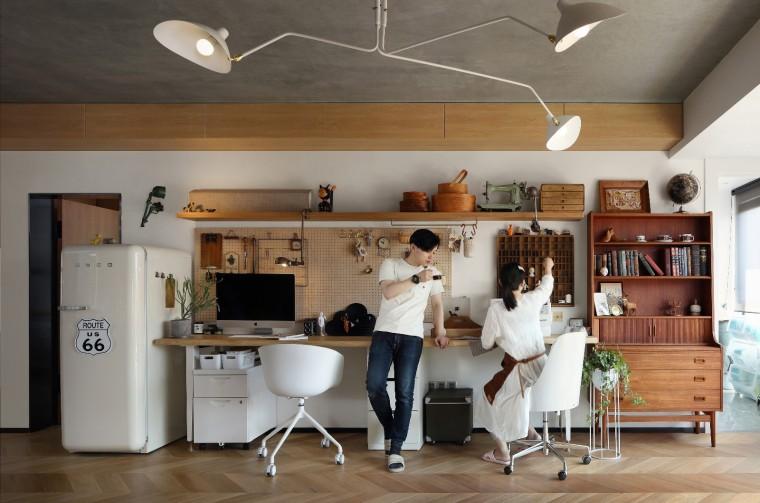 135平方米改造的精装修住宅-1532078111257471