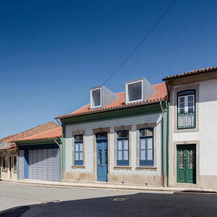 葡萄牙奥瓦尔住宅-11