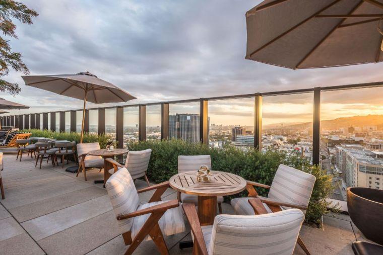 好莱坞的酒店公寓,奢华的画风都变了……_71
