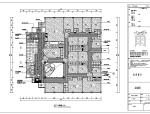 广东海港某大型现代风格酒家室内设计施工图