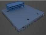 库尔纳供水厂项目BIM技术应用