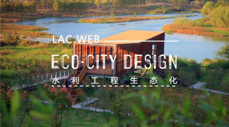 水利工程生态化,美丽的江南水乡!