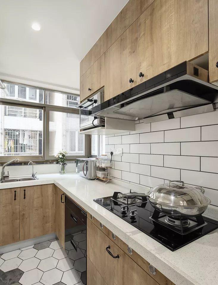 这样设计厨房,美观又实用,果断收藏~_5