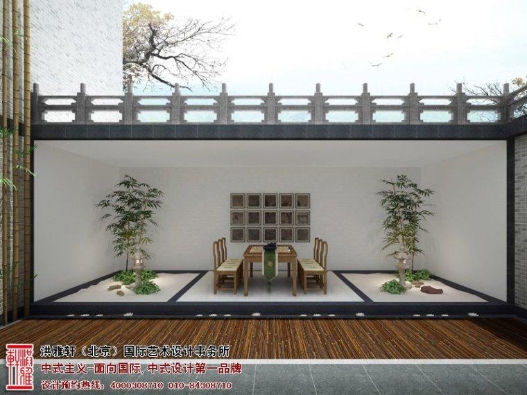 中华百园别墅新中式风格清幽简净古朴高雅_7