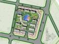 [河北]绿地住宅景观规划设计方案