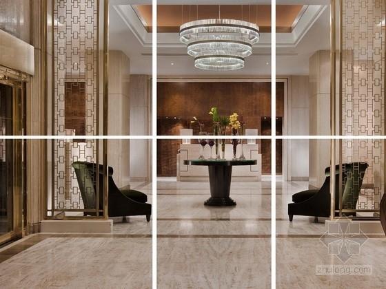 [郑州]名师设计新型国际社区五星级酒店设计方案