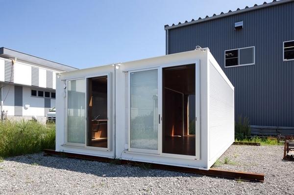 永久性使用的集装箱住宅建筑第1张图片