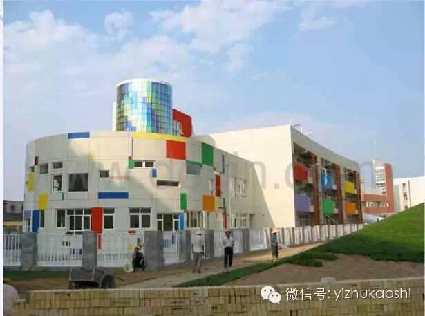 幼儿园建筑设计研究_45
