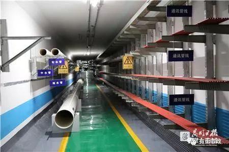 這些城市的地下綜合管廊建設有很多技術創新!