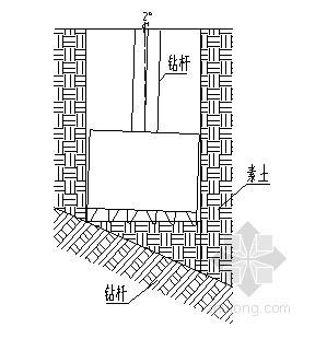 [贵州]商住楼旋挖钻孔灌注桩基础施工方案