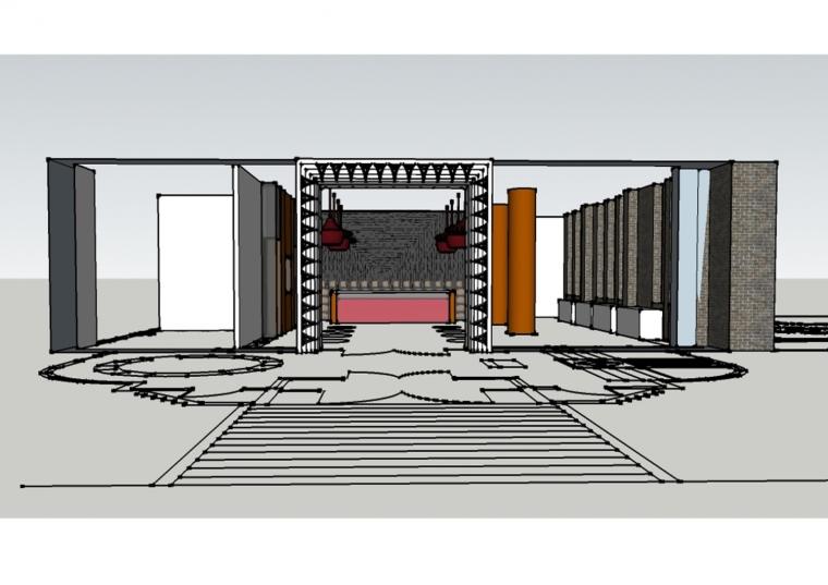 高档典雅红酒展示厅设计方案图-设计图 (14).jpg
