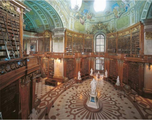 120个地表最美图书馆,来随意感受下_8
