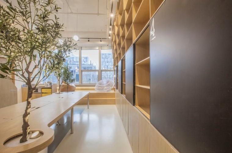 牛在墙上飞,猴子树梢醉:上海,TOWOdesign工作室