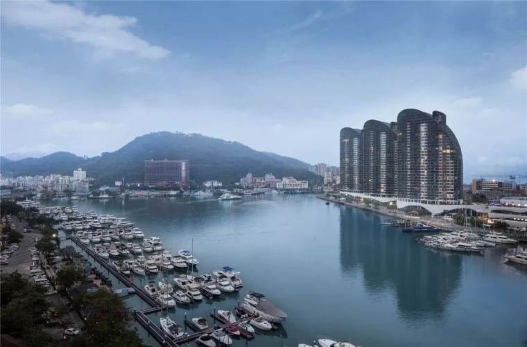 靠山面海的顶层豪宅,这才是顶级的居所!