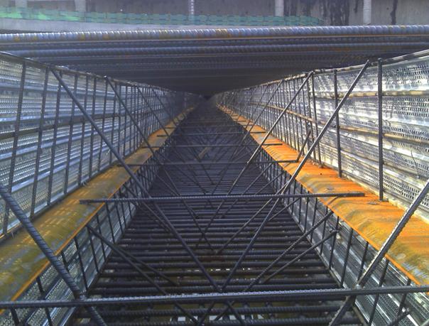 浅谈混凝土结构后浇带设计与施工