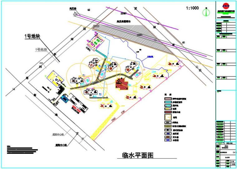[黑龙江]安置区项目临水施工方案
