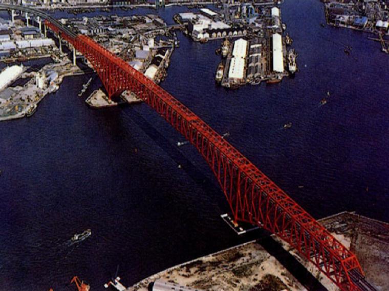 钢桥(发展/结构形式/构造/计算/连接/制造)讲义总结(44页)