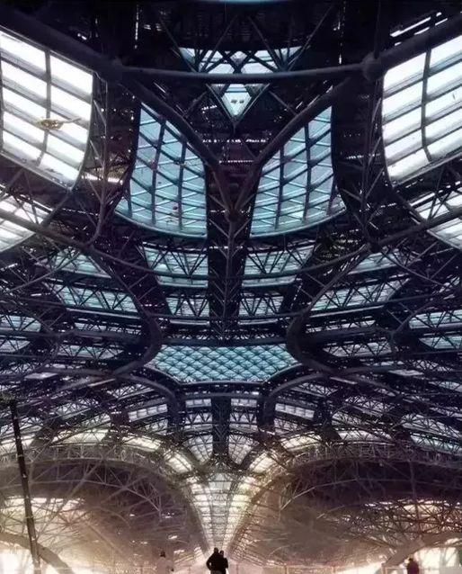 北京大兴国际机场建成了!!满满的黑科技……_16