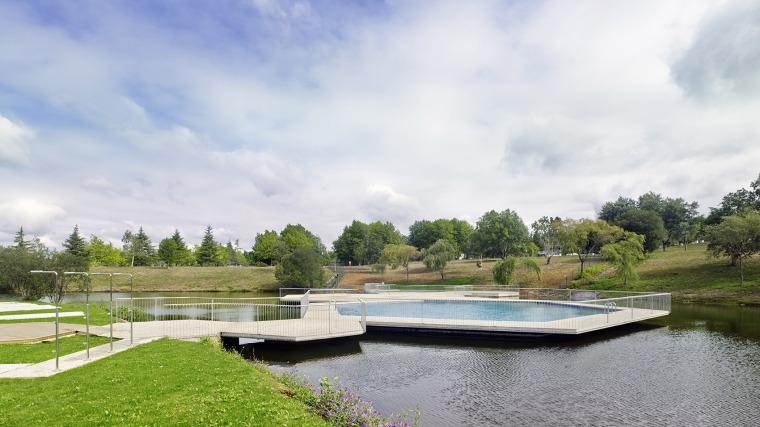 智利MontedoGozo泳池