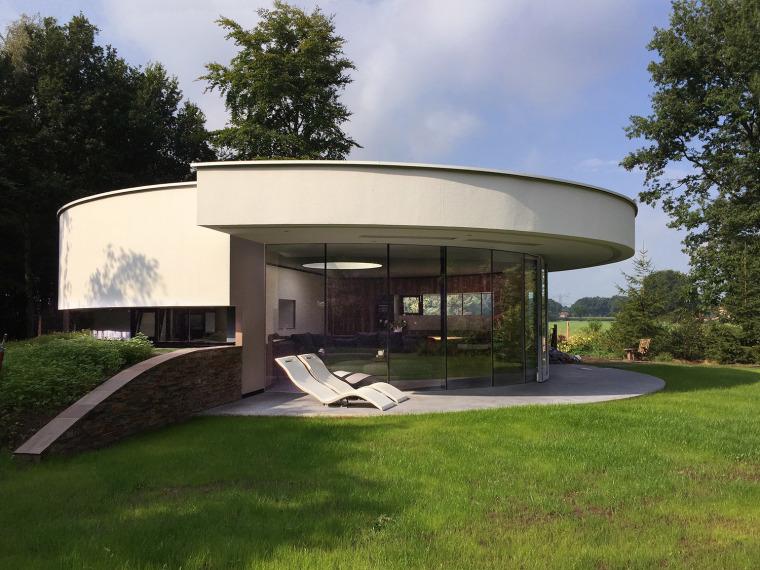 荷兰360度景观别墅