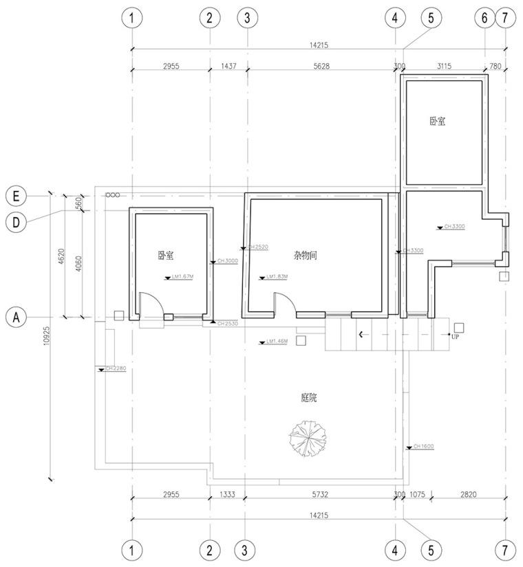 杭州南宋御街老宅院改造-37