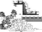 [江苏]古典新中式居住区全套景观CAD施工图(赠送水电施工图)